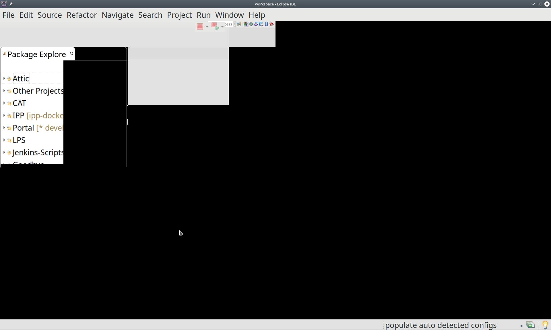 536542 – [HiDPI][GTK] Eclipse Photon is unusable on Plasma